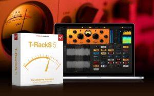 IK Multimedia T-RackS 5 Complete v5.5.1 Full version