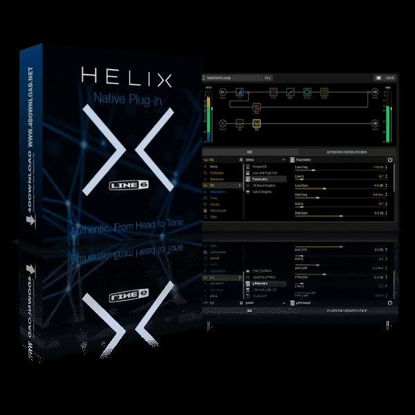Line 6 Helix Native Crack v3.11 Full Version 2021 Free Download