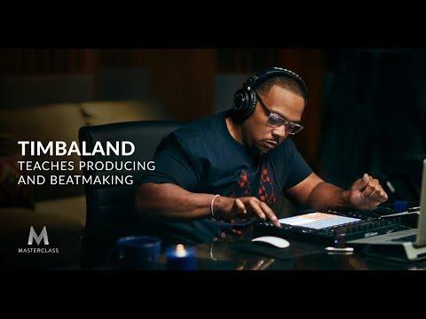 Timbaland Master Class