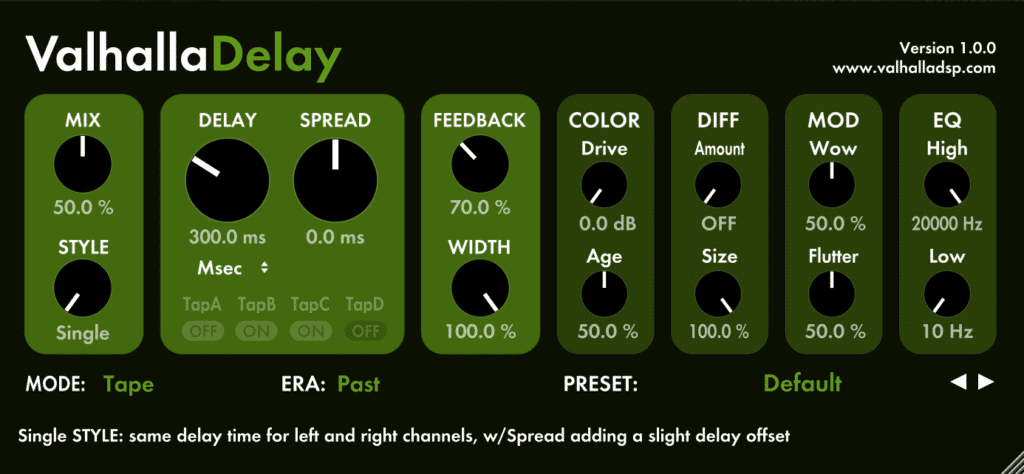 Valhalla Delay Crack