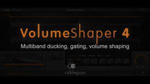 Volume shaper 4 Crack