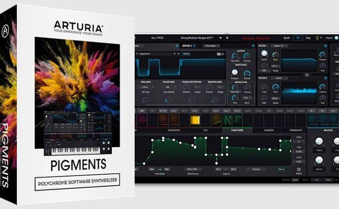 Arturia Pigments Crack v3.0.0.1375 Full Latest Version Free Download