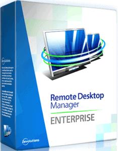 Remote Desktop Manager 2021.1.36.0 Enterprise Crack Free Download