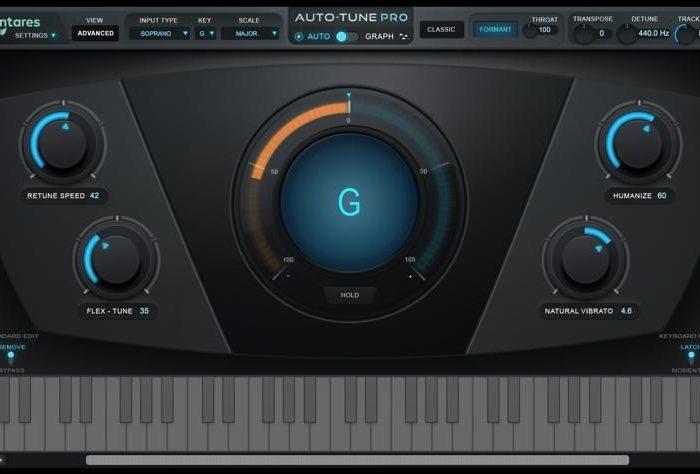 Antares AutoTune Pro Crack 9.2.1 Serial Key Latest Free Download 2021