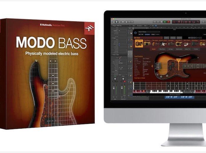 Modo Bass 1.5.3 Crack VST + Serial Number (2021) Free Download